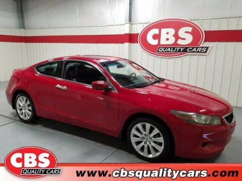 2009 Honda Accord for sale at CBS Quality Cars in Durham NC