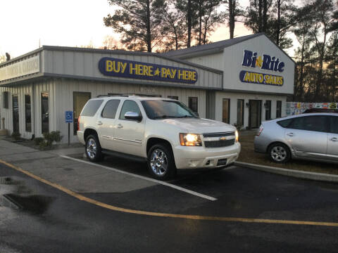 2010 Chevrolet Tahoe for sale at Bi Rite Auto Sales in Seaford DE