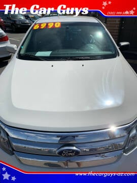 2012 Ford Fusion for sale at The Car Guys in Tucson AZ