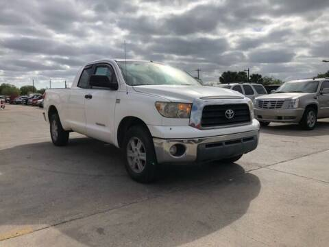 2008 Toyota Tundra for sale at Brownsville Motor Company in Brownsville TX