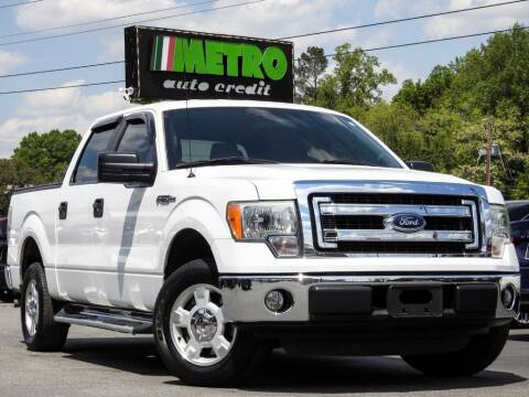 2014 Ford F-150 for sale at Metro Auto Credit in Smyrna GA