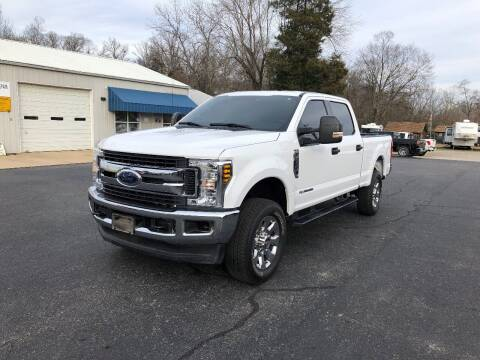 2019 Ford F-250 Super Duty for sale at Jones Auto Sales in Poplar Bluff MO
