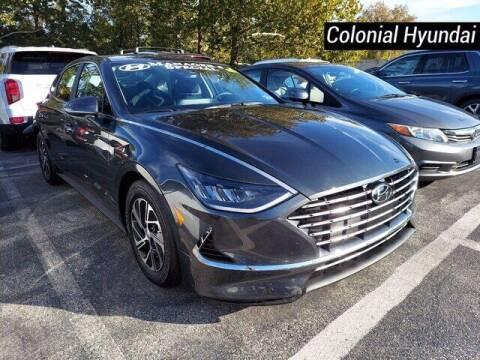 2021 Hyundai Sonata Hybrid for sale at Colonial Hyundai in Downingtown PA