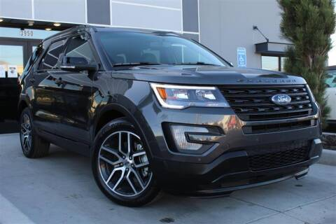 2017 Ford Explorer for sale at UNITED AUTO in Millcreek UT