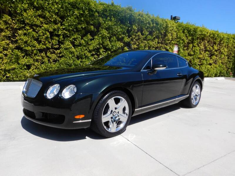 2005 Bentley Continental for sale at California Cadillac & Collectibles in Los Angeles CA