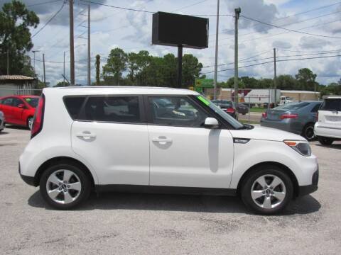 2018 Kia Soul for sale at Checkered Flag Auto Sales EAST in Lakeland FL