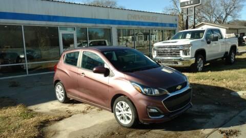 2019 Chevrolet Spark for sale at Lee Chevrolet in Frankfort KS