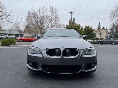 2012 BMW 3 Series for sale at OPTED MOTORS in Santa Clara CA