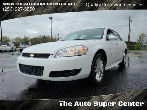 2014 Chevrolet Impala Limited for sale at The Auto Super Center in Centre AL