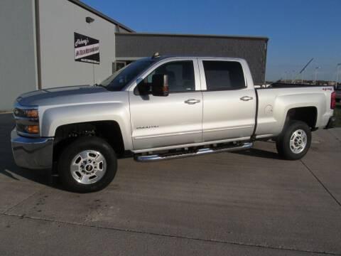 2018 Chevrolet Silverado 2500HD for sale at Flaherty's Hi-Tech Motorwerks in Albert Lea MN