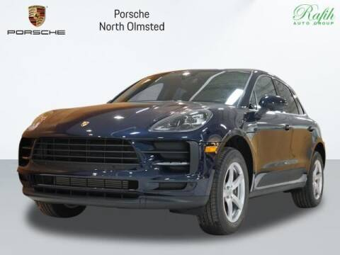 2021 Porsche Macan for sale at Porsche North Olmsted in North Olmsted OH