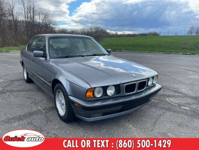 1995 BMW 5 Series for sale in Bristol, CT