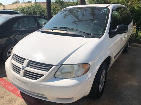 2007 Dodge Grand Caravan for sale at Auto Access in Irving TX