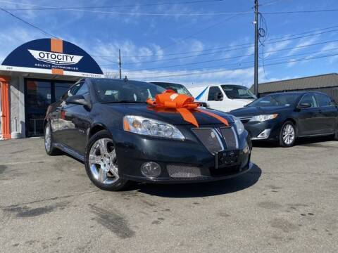 2009 Pontiac G6 for sale at OTOCITY in Totowa NJ