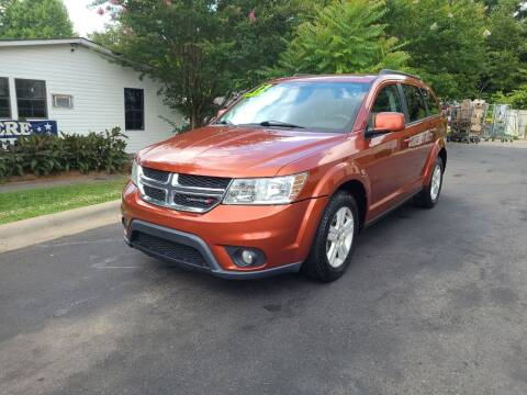 2012 Dodge Journey for sale at TR MOTORS in Gastonia NC