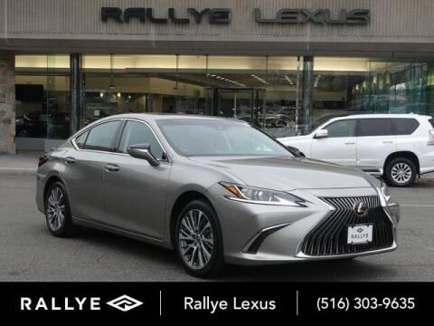 2020 Lexus ES 350 for sale at RALLYE LEXUS in Glen Cove NY