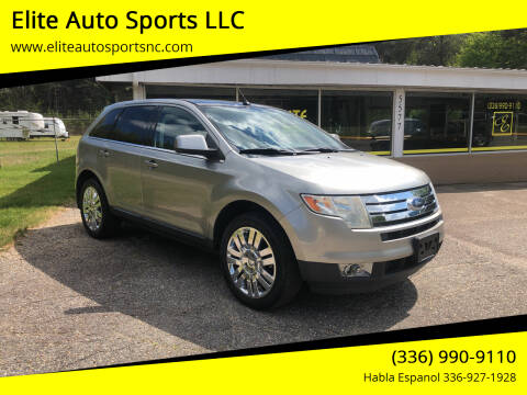 2008 Ford Edge for sale at Elite Auto Sports LLC in Wilkesboro NC