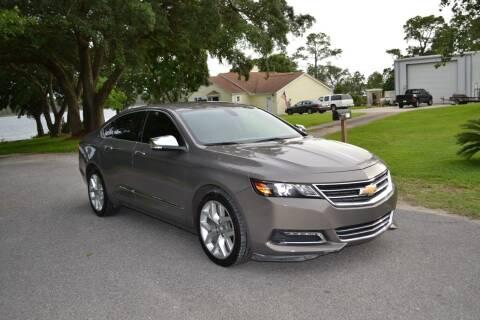 2018 Chevrolet Impala for sale at Car Bazaar in Pensacola FL