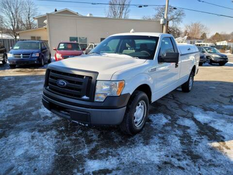 2011 Ford F-150 for sale at MOE MOTORS LLC in South Milwaukee WI