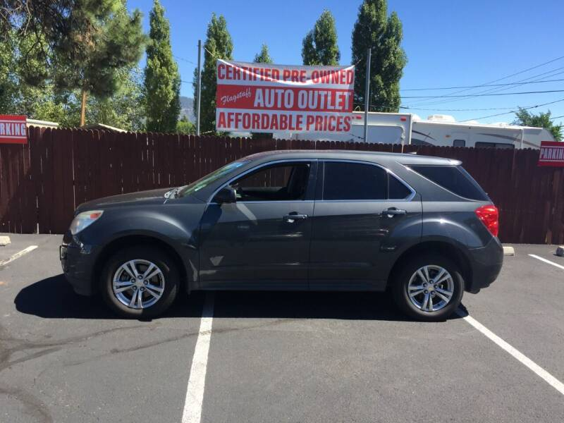 2011 Chevrolet Equinox for sale at Flagstaff Auto Outlet in Flagstaff AZ