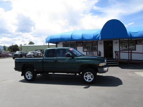 2001 Dodge Ram Pickup 1500 for sale at Jim's Cars by Priced-Rite Auto Sales in Missoula MT