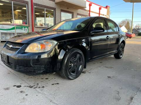 2009 Chevrolet Cobalt for sale at JE Auto Sales LLC in Indianapolis IN