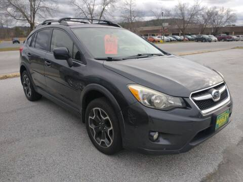 2014 Subaru XV Crosstrek for sale at BAILEY MOTORS INC in West Rutland VT