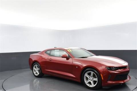2017 Chevrolet Camaro for sale at Tim Short Auto Mall in Corbin KY