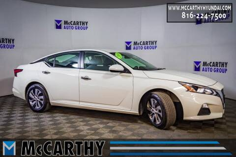 2019 Nissan Altima for sale at Mr. KC Cars - McCarthy Hyundai in Blue Springs MO