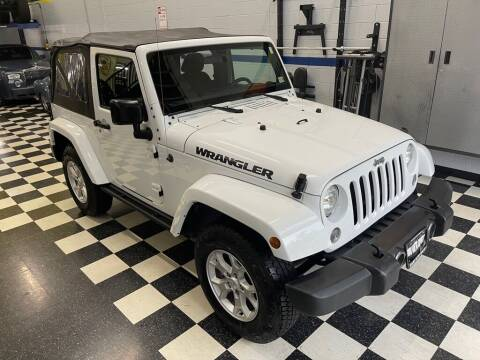2016 Jeep Wrangler for sale at Euro Auto Sport in Chantilly VA