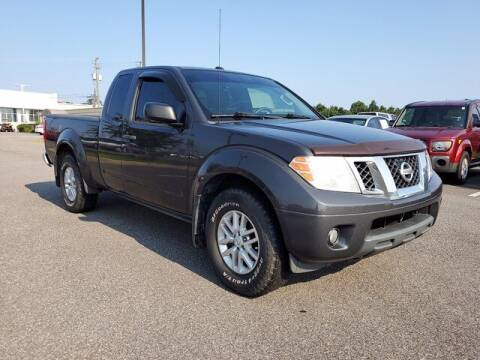2014 Nissan Frontier for sale at Contemporary Auto in Tuscaloosa AL