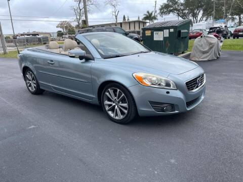 2011 Volvo C70 for sale at Ultimate Autos of Tampa Bay LLC in Largo FL