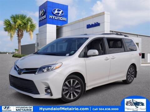 2019 Toyota Sienna for sale at Metairie Preowned Superstore in Metairie LA