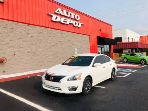 2015 Nissan Altima for sale at Auto Depot of Smyrna in Smyrna TN