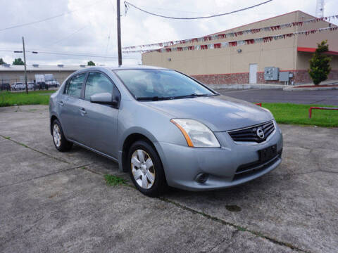 2012 Nissan Sentra for sale at BLUE RIBBON MOTORS in Baton Rouge LA