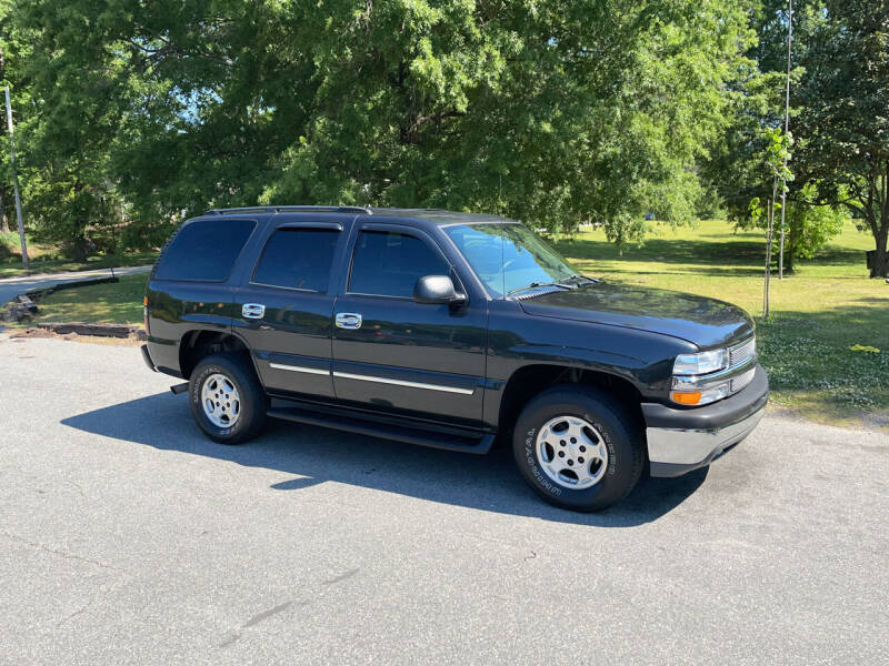 2004 Chevrolet Tahoe for sale at Bull City Auto Sales and Finance in Durham NC