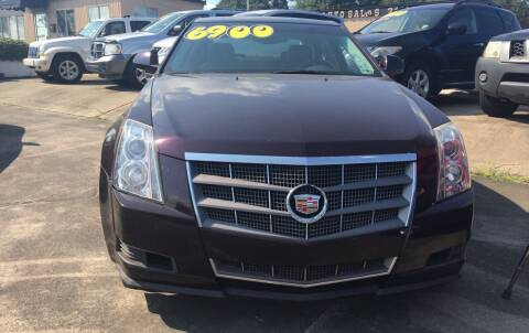 2008 Cadillac CTS for sale at Bobby Lafleur Auto Sales in Lake Charles LA