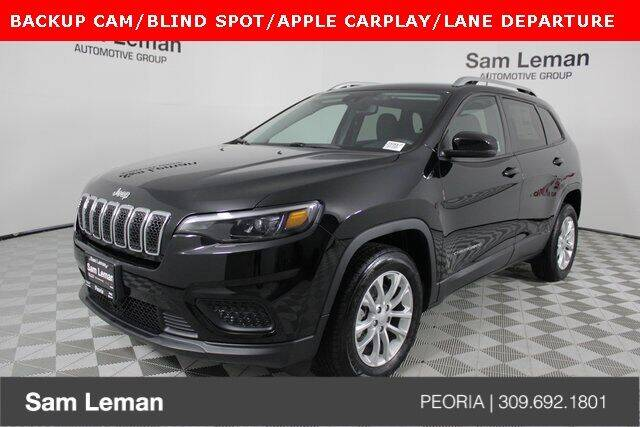 2021 Jeep Cherokee for sale in Peoria, IL