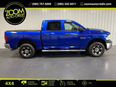 2014 RAM Ram Pickup 1500 for sale at ZoomAutoCredit.com in Elba NY