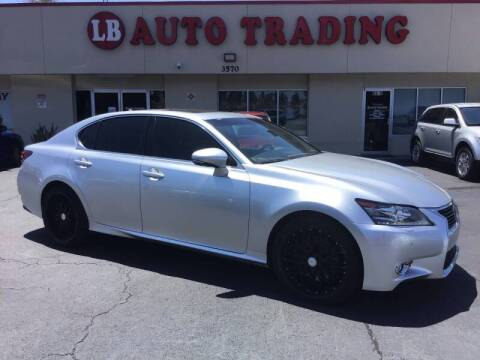 2013 Lexus GS 350 for sale at LB Auto Trading in Orlando FL