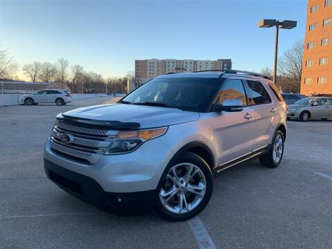 2013 Ford Explorer for sale at Crown Auto Group in Falls Church VA