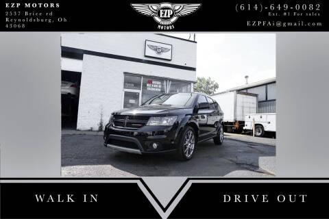 2015 Dodge Journey for sale at EZP Motors in Reynoldsburg OH