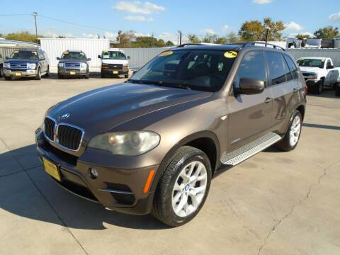 2011 BMW X5 for sale at BAS MOTORS in Houston TX