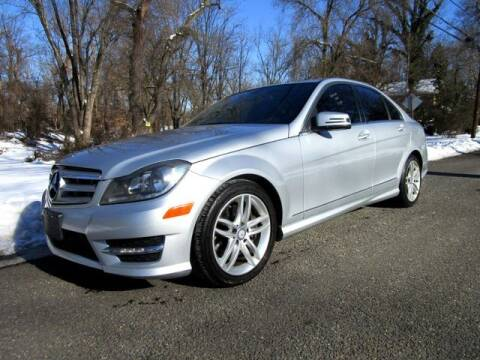 2013 Mercedes-Benz C-Class for sale at American Auto Group Now in Maple Shade NJ