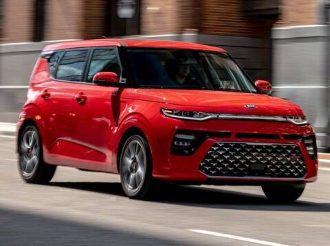 2020 Kia Soul for sale at Econo Auto Sales Inc in Raleigh NC