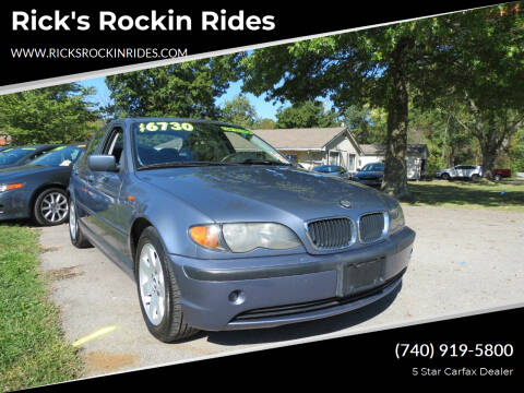 2005 BMW 3 Series for sale at Rick's Rockin Rides in Reynoldsburg OH