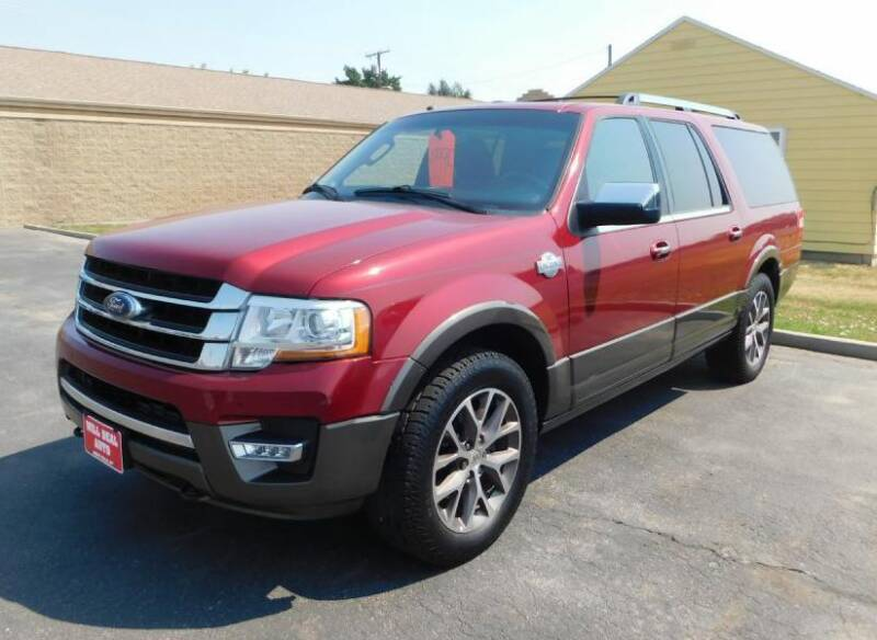 2017 Ford Expedition EL for sale at Will Deal Auto & Rv Sales in Great Falls MT