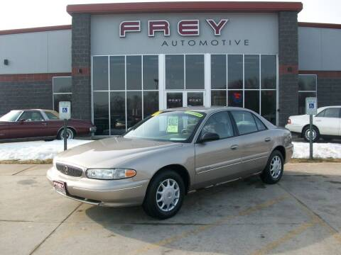 2001 Buick Century for sale at Frey Automotive in Muskego WI