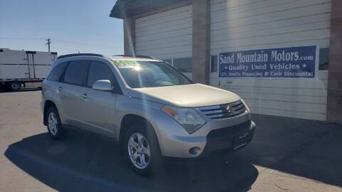 2008 Suzuki XL7 for sale at Sand Mountain Motors in Fallon NV