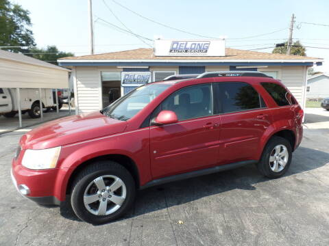 2006 Pontiac Torrent for sale at DeLong Auto Group in Tipton IN